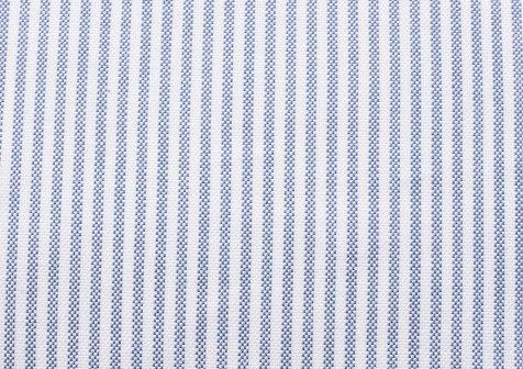 Pale Blue Stripe Oxford